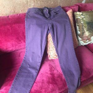 Purple Joe Jeans